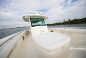 38 ft. Boston Whaler 370 Outrage w/3-300L6 Verado Joystick Center Console Boat Rental The Keys Image 27