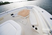38 ft. Boston Whaler 370 Outrage w/3-300L6 Verado Joystick Center Console Boat Rental The Keys Image 28
