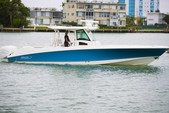 38 ft. Boston Whaler 370 Outrage w/3-300L6 Verado Joystick Center Console Boat Rental The Keys Image 32