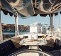 18 ft. Duffy Electric Boats 18 Classic Electric Boat Rental Los Angeles Image 5