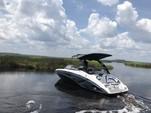 24 ft. Yamaha 242X E-Series  Jet Boat Boat Rental Jacksonville Image 1