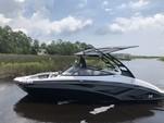 24 ft. Yamaha 242X E-Series  Jet Boat Boat Rental Jacksonville Image 2
