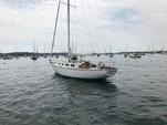 34 ft. Tartan Yachts 34 Cruiser Racer Boat Rental Boston Image 3