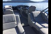 22 ft. Regency Pontoon 254 LE3 Regency w/250L Verado Pontoon Boat Rental Seattle-Puget Sound Image 10