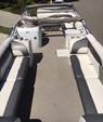 26 ft. JC and Neptoon Pontoon 266 TriToon IO Pontoon Boat Rental Sacramento Image 3