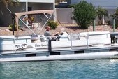 24 ft. Palm Beach Marinecraft 2423 Sport Cruise Pontoon Boat Rental Rest of Northeast Image 3