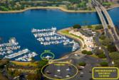 23 ft. Edgewater Powerboats 228 CC w/F250 Yamaha Dual Console Boat Rental San Diego Image 4