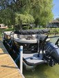 24 ft. South Bay Pontoons 522RS Pontoon Boat Rental Rest of Northeast Image 3