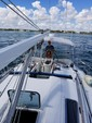 40 ft. Beneteau USA Oceanis 400 Cruiser Boat Rental Miami Image 3