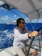 40 ft. Beneteau USA Oceanis 400 Cruiser Boat Rental Miami Image 6
