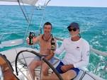 40 ft. Beneteau USA Oceanis 400 Cruiser Boat Rental Miami Image 12