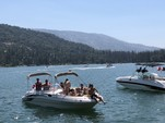 24 ft. Sea Ray Boats 240 Sundeck Bow Rider Boat Rental Los Angeles Image 17