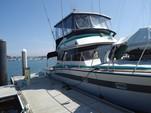 56 ft. Chris Craft 502 Commander Convertible Saltwater Fishing Boat Rental San Diego Image 7
