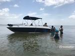 18 ft. Bayliner 190 Fishing Pkg W/115 4-S Meercury Deck Boat Boat Rental N Texas Gulf Coast Image 2