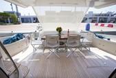 71 ft. Azimut Yachts 68 Plus Flybridge Boat Rental Miami Image 2