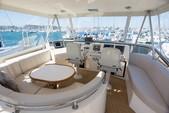50 ft. Mikelson Yachts 50 Sportfisher Flybridge Boat Rental San Diego Image 5