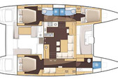 46 ft. Other Lagoon 450 Catamaran Boat Rental Barcelona Image 1