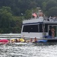 42 ft. Catamaran Cruiser 14x42 Aqua Cruiser Houseboat Boat Rental Washington DC Image 15