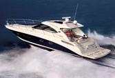 47 ft. Sea Ray Boats 470 Sundancer (Zeus Drive) Cruiser Boat Rental New York Image 1