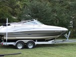 21 ft. Sea Ray Boats 200 Sundeck  Deck Boat Boat Rental Washington DC Image 4