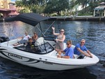 19 ft. Caravelle Powerboats 19EBo 4-S  Bow Rider Boat Rental Miami Image 9
