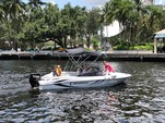 19 ft. Caravelle Powerboats 19EBo 4-S  Bow Rider Boat Rental Miami Image 15