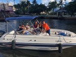 23 ft. Vectra 2302 Bow Rider Boat Rental Miami Image 6