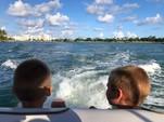 26 ft. Sea Ray Boats 260 Sundeck Bow Rider Boat Rental Miami Image 11