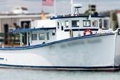 62 ft. USCG T class Cuddy Cabin Boat Rental Boston Image 14