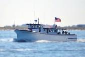 62 ft. USCG T class Cuddy Cabin Boat Rental Boston Image 4