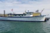 62 ft. USCG T class Cuddy Cabin Boat Rental Boston Image 11