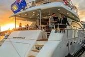 85 ft. Azimut Yachts 85 Ultimate Motor Yacht Boat Rental Puerto Vallarta Image 6