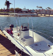 18 ft. Bayliner Element XL 4-S Mercury  Center Console Boat Rental San Diego Image 3