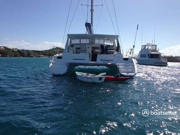 Rent a 2015 50 ft  Other st francis catamaran in Farmer's Hill, Exuma on  Boatsetter