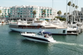 40 ft. Sea Ray Boats 44 Sundancer Express Cruiser Boat Rental Los Angeles Image 14