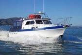 38 ft. Delta Boats (CA) Charter Boat Trawler Boat Rental San Francisco Image 2