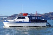 38 ft. Delta Boats (CA) Charter Boat Trawler Boat Rental San Francisco Image 3