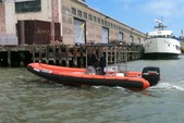 27 ft. Fletcher RIB Rigid Inflatable Boat Rental San Francisco Image 2