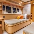 100 ft. 97' Ferretti 97' Ferretti Motor Yacht Boat Rental Miami Image 17
