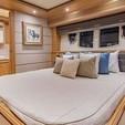 100 ft. 97' Ferretti 97' Ferretti Motor Yacht Boat Rental Miami Image 12