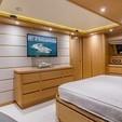 100 ft. 97' Ferretti 97' Ferretti Motor Yacht Boat Rental Miami Image 13