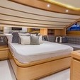 100 ft. 97' Ferretti 97' Ferretti Motor Yacht Boat Rental Miami Image 9