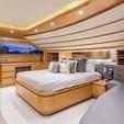 100 ft. 97' Ferretti 97' Ferretti Motor Yacht Boat Rental Miami Image 10