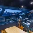 100 ft. 97' Ferretti 97' Ferretti Motor Yacht Boat Rental Miami Image 19