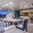 100 ft. 97' Ferretti 97' Ferretti Motor Yacht Boat Rental Miami Image 20