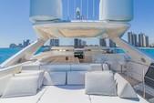 100 ft. 97' Ferretti 97' Ferretti Motor Yacht Boat Rental Miami Image 4