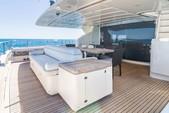 100 ft. 97' Ferretti 97' Ferretti Motor Yacht Boat Rental Miami Image 27