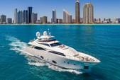 100 ft. 97' Ferretti 97' Ferretti Motor Yacht Boat Rental Miami Image 1