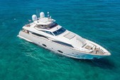 100 ft. 97' Ferretti 97' Ferretti Motor Yacht Boat Rental Miami Image 35