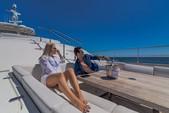 100 ft. 97' Ferretti 97' Ferretti Motor Yacht Boat Rental Miami Image 5
